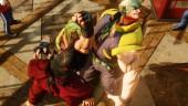Кен Мастерс показывает, как надо сражаться в Street Fighter V