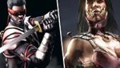 Mortal Kombat X: целая куча видео, включая матч между Кенши и Милиной