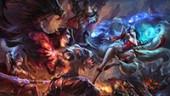 Чемпионат по League of Legends уже не так популярен