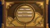 Раскрыта тайна четвертой кнопки в главном меню Hearthstone