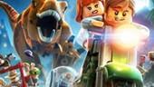 Динозавровый трейлер с датой релиза LEGO Jurassic World