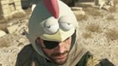 Вот как выглядит цыпленок в MGS5: The Phantom Pain