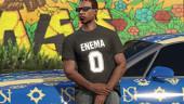 Ловите эксклюзивную футболочку, пока новое DLC для GTA Online не подоспело