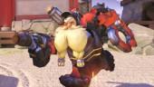 Хитроумный Торбьорн и его турели в новом геймплее Overwatch
