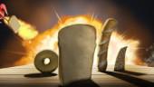 I am Bread разбросает крошки на PlayStation 4