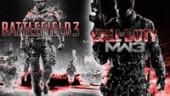 Call of Duty достигла потолка, а Battlefield еще нет