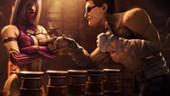 Джонни Кейдж и Кенши вернутся в Mortal Kombat X