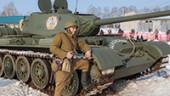 Создатели War Thunder отреставрировали танк Т-44