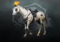 Лошадь в Metal Gear Solid V теперь можно нарядить в новую сбрую