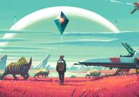 Новые демонстрации исследования планет в No Man's Sky