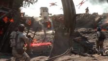 Трейлер бесплатного дополнения Battle of Jakku для Star Wars: Battlefront