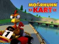 Screensaver к игре Moorhuhn Kart Extra