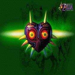 Screensaver к игре Zelda