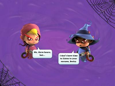 к игре Spooky Spirits