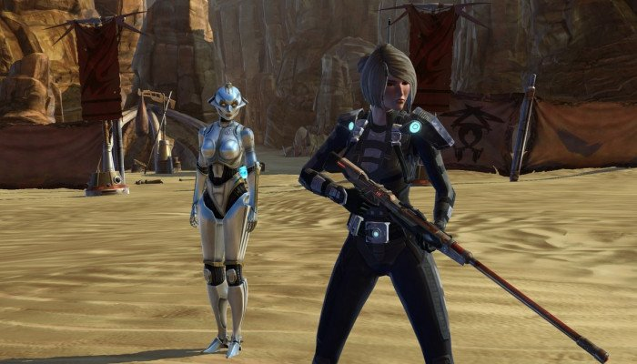 к игре Star Wars: The Old Republic