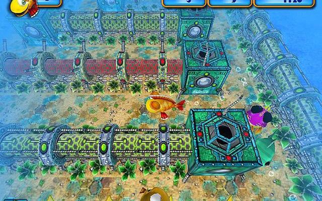 к игре Aqua Fish