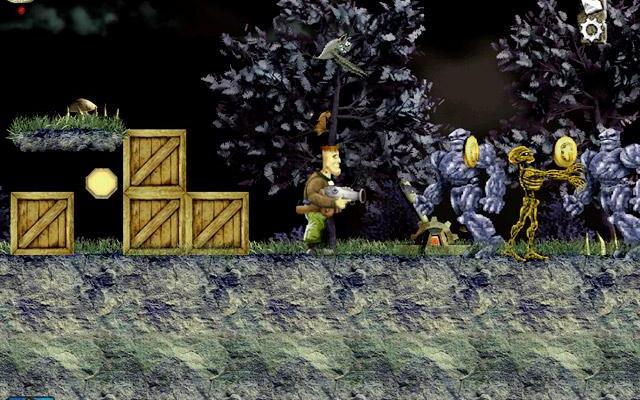 к игре Frankenstein (2007)