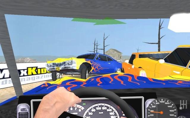 к игре Super Driver