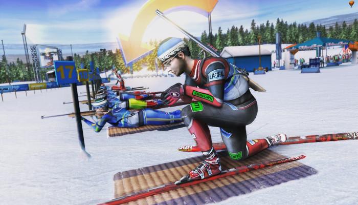 к игре RTL Biathlon 2009