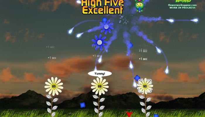 к игре Flowerworks