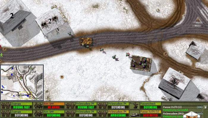 к игре Close Combat: Wacht am Rhein