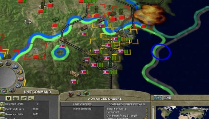 к игре Supreme Ruler 2020: Global Crisis