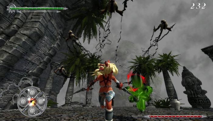 к игре X-Blades