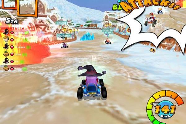 к игре Kart n' Crazy