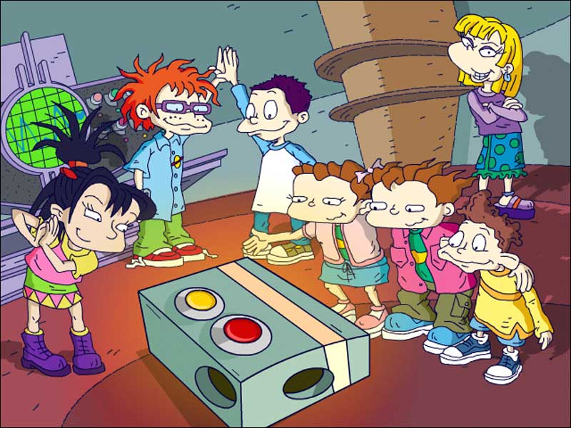 Rugrats All Grown Up Season 1