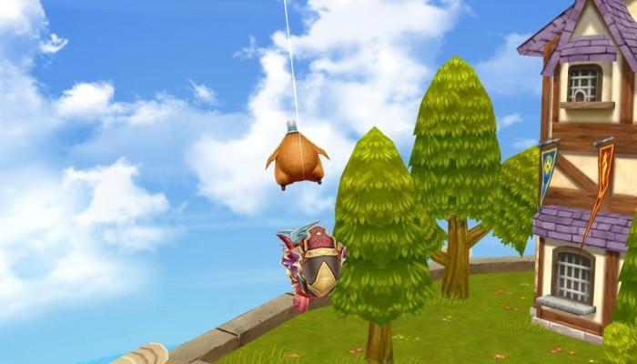 к игре Dragonica