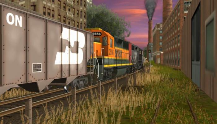 Trainz Simulator 2008 Торрент