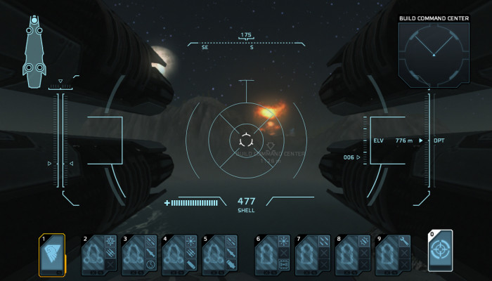 к игре Carrier Command: Gaea Mission