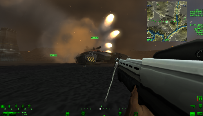 к игре All Aspect Warfare