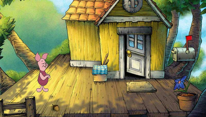 к игре Piglet's Big Game