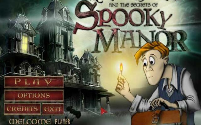 к игре Mortimer Beckett and the Secrets of Spooky Manor