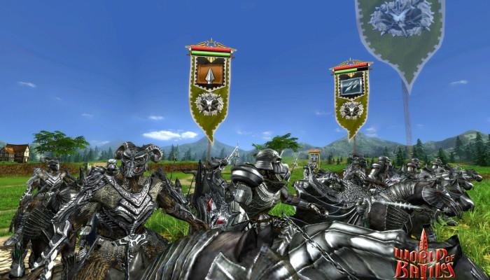 к игре World of Battles