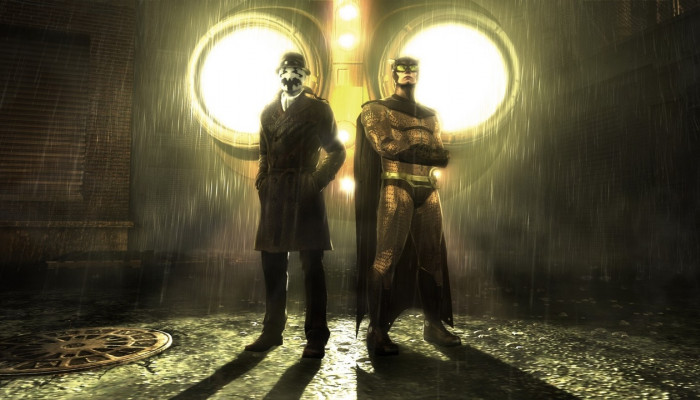 к игре Watchmen: The End Is Nigh Part 1