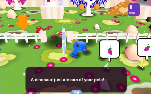к игре Amju Pet Zoo