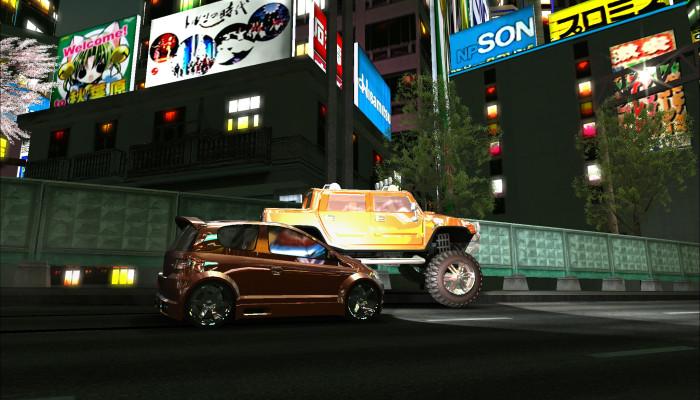 к игре Уличный гонщик 2