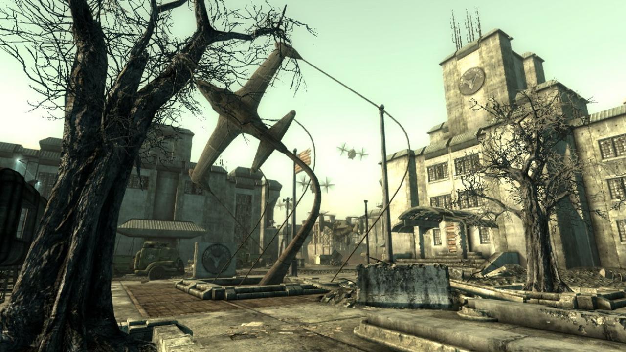 screenshots fallout 3: broken steel