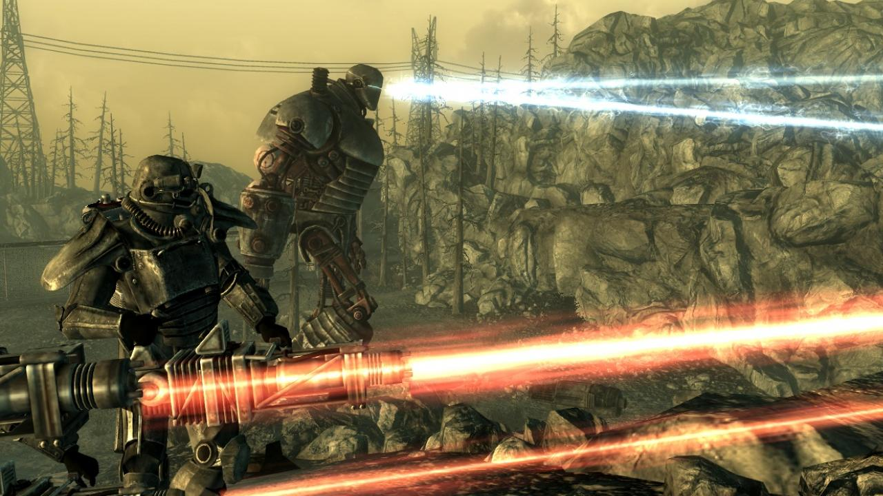 screenshots fallout 3: broken steel