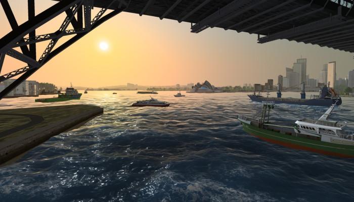 к игре Ship Simulator Extremes