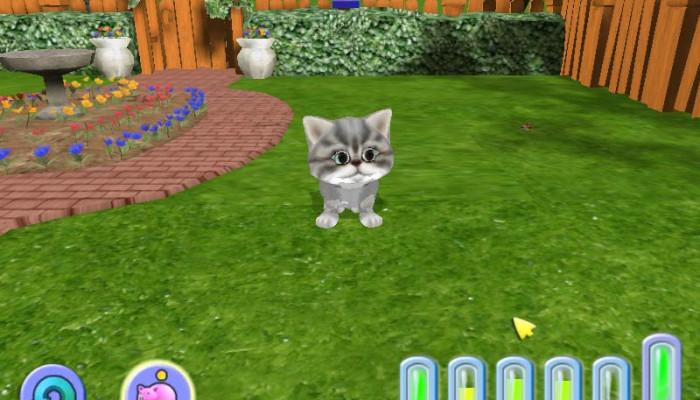 к игре Kitty Luv