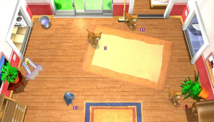 к игре I Love Cats. 22 Cat Games