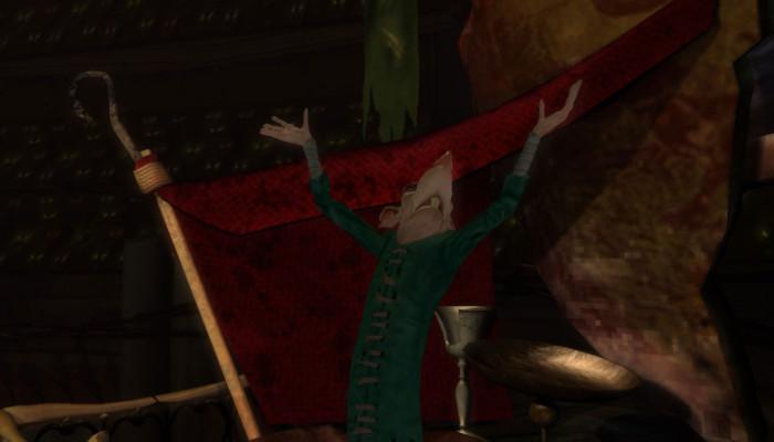 к игре Tale of Despereaux, The