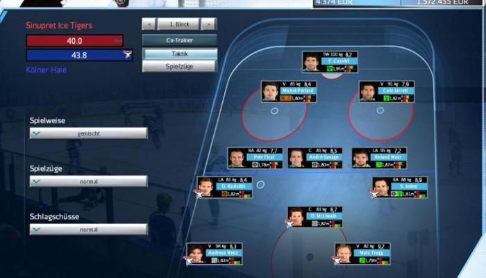 к игре Ice Hockey Manager 2009