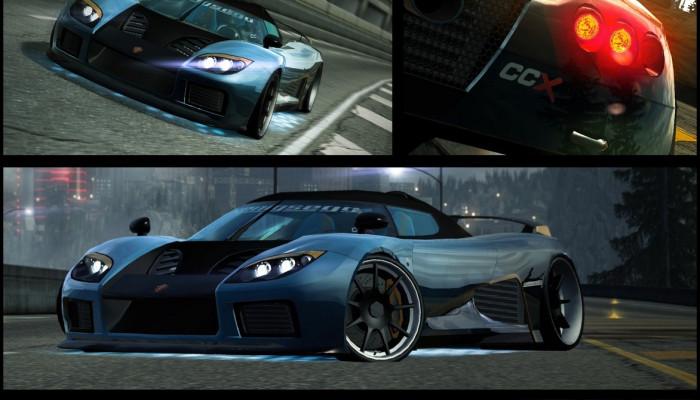 к игре Need for Speed World