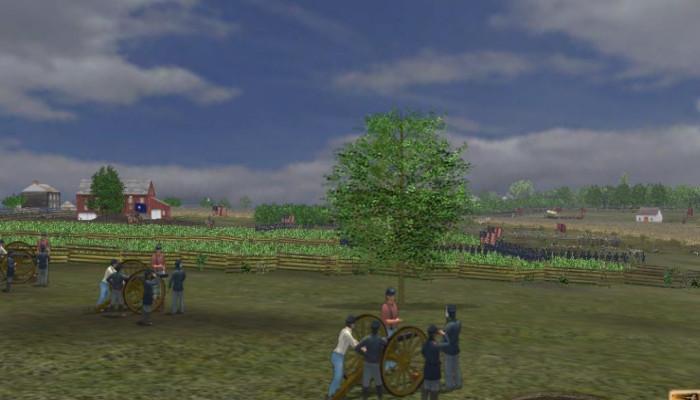 к игре Scourge of War: Gettysburg