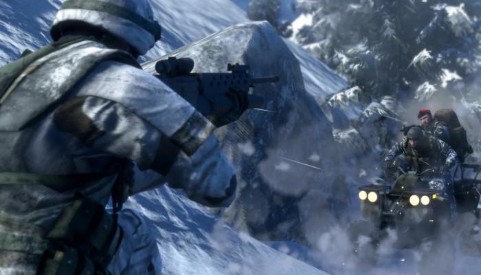 к игре Battlefield: Bad Company 2