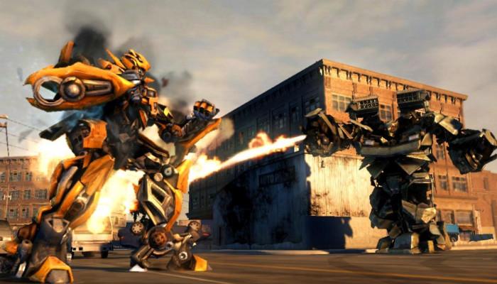 Игра Transformers/b Revenge of the Fallen - The Game /b.